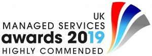 Managed Services Hosting Awards